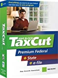 H&R Block TaxCut 2007 Premium Federal + State + e-file [OLD VERSION]