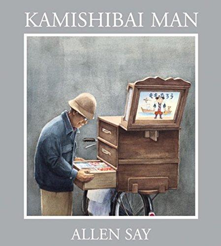 Kamishibai Man [Allen Say] (Tapa Dura)
