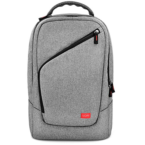 - VORI Super Elite Player Backpack-Multifunction Outdoor Traveling Backpack for Nintendo Switch,Nintendo Labo Variety Kit, Joy-cons and Game Accessories/PC/Pad/e-book-Light Gray
