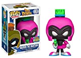 Funko Duck Dodgers Pop! Animation Marvin The Martian (Neon Pink) Vinyl Figure