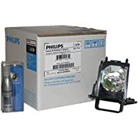 Original Philips Rear Projection Replacement Lamp/Bulb/Housing for Mitsubishi 915B455011.