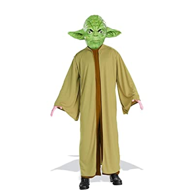 Yoda Kids Costume - Large: Clothing