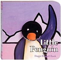 Little Penguin Finger Puppet Book (Little Finger