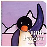 Little Penguin: Finger Puppet Book (Little Finger Puppet Board Books)