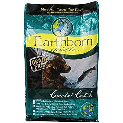 Earthborn Holistic Dry Dog Food - Coastal Catch, 5 lb. by Earthborn Holistic