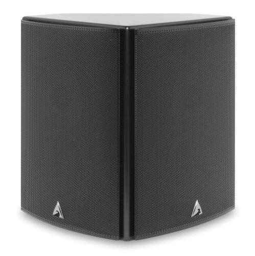 Atlantic Technology 2400SR-P-BLK Dipole-Bipole Surround Speakers (Pair, Black) by Atlantic Technology