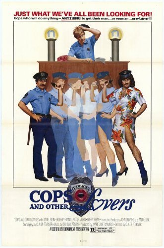 Unframed poster Cops and Other Lovers Movie 27x40inch(69x102cm)