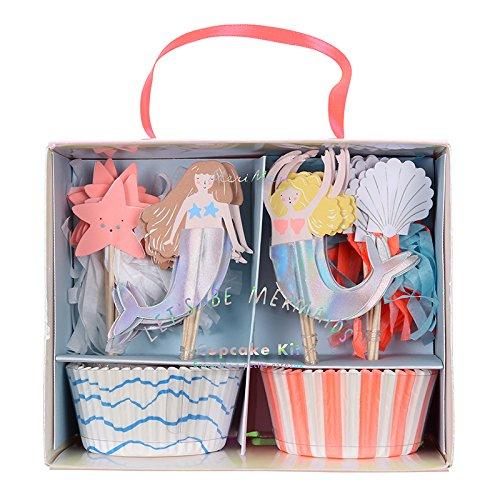 Meri-Meri-45-2734-Lets-Be-Mermaids-Cupcake-Kit