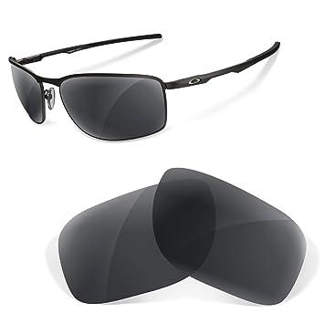 856f16f9d sunglasses restorer Lentes de Recambio Polarizadas Black Iridium para  Oakley Conductor 8: Amazon.es: Deportes y aire libre
