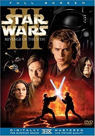 Amazon Com Star Wars Episode Iii Revenge Of The Sith Full Screen Edition By 20th Century Fox Movies Tv
