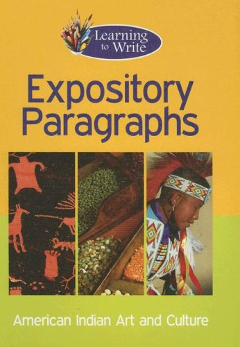 Download Expository Paragraphs (Learning to Write) pdf epub