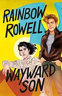 Book Cover: Wayward Son