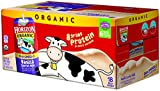 Horizon Organic Low Fat Organic Milk Box Plus DHA Omega-3, Vanilla, 8 Ounce (Pack of 18)