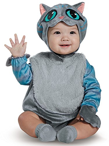 (Disney Baby's Cheshire Cat Costume, Multi, 6-12)