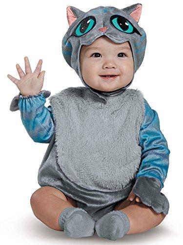 Disney Baby's Cheshire Cat Costume, Multi, 6-12 -