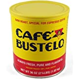 Cafe Bustelo dark roast,special for Espresso Coffee,36oz