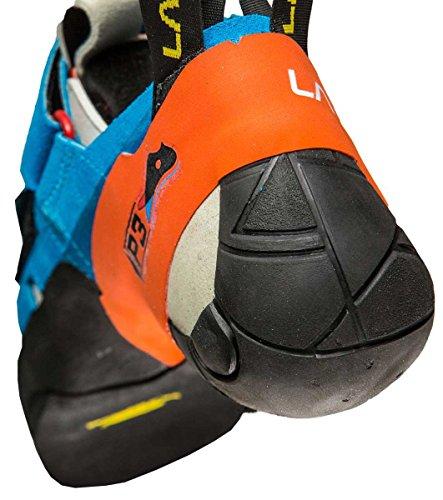 Chaussures De Course De Trail Muttiva La Sportiva Mutant - Ss18 Otaki Blue / Flame Talla: 38.5
