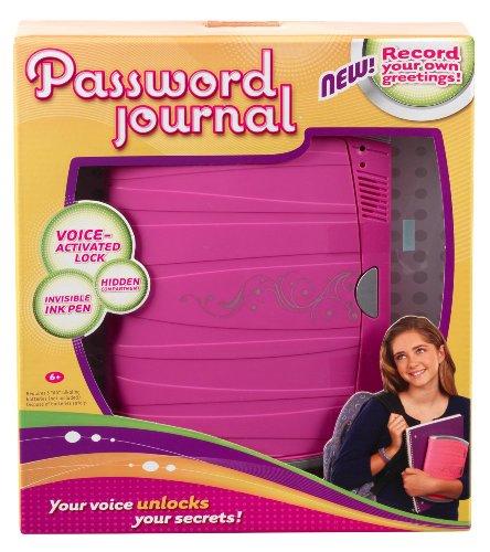 Password Journal 8