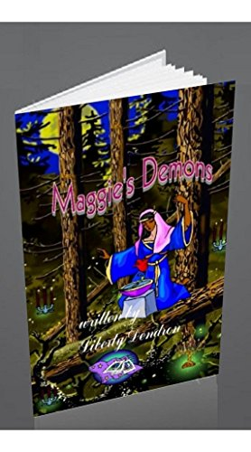 Book: Maggies Deamons by Liberty Dendron