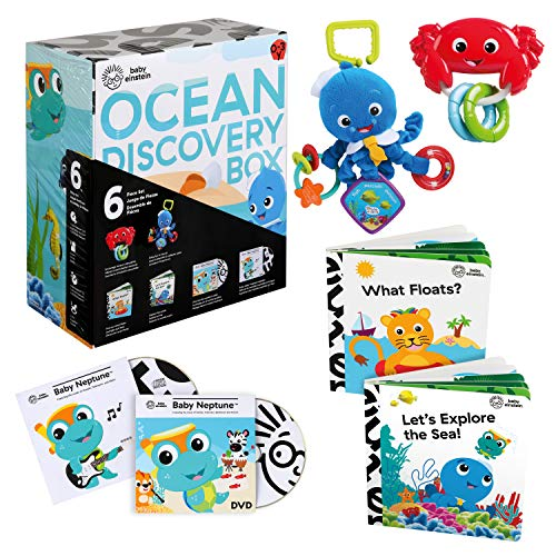 Baby Einstein Ocean Discovery Experience Box