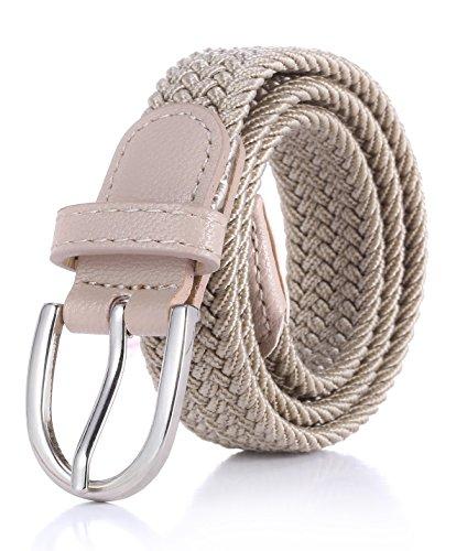 jabeu-elastic-braided-belt-with-metal-buckle-khaki-kids-7-12