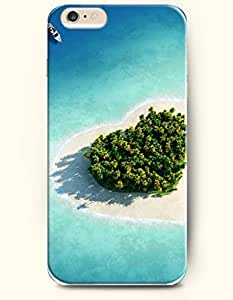 Diy For Touch 5 Case Cover Sea and Beach - Hard Back Plastic Phone Cover OOFIT Authentic