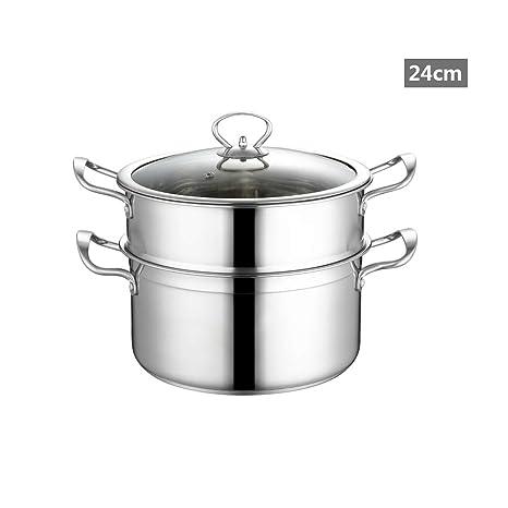 Olla De Sopa Cazuela Olla De Vapor Utensilios De Cocina ...