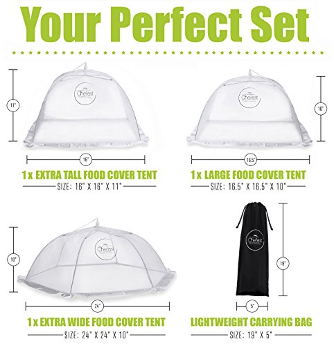The 8 best fruit basket with mesh cover