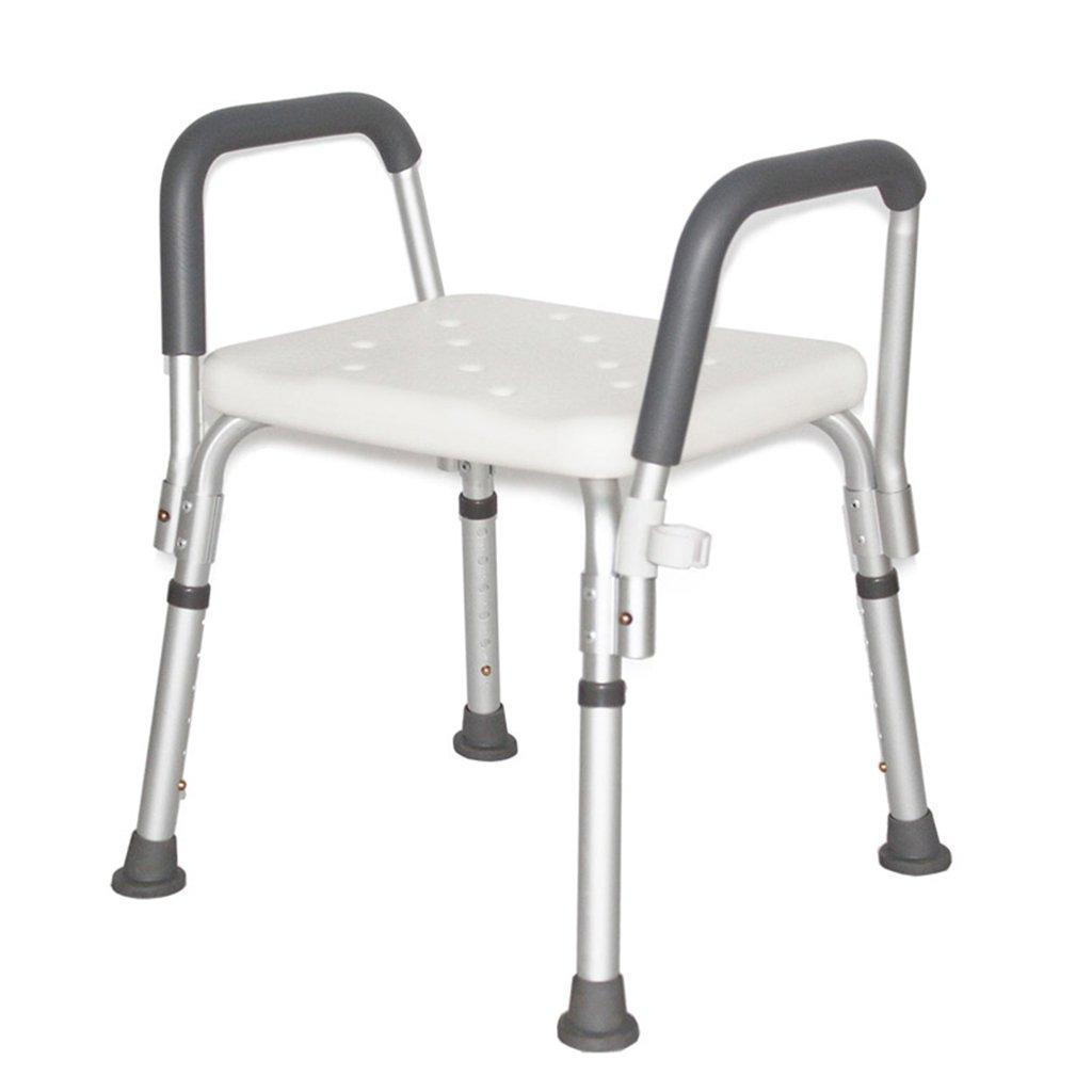 現品限り一斉値下げ! GRJH® バス椅子、老人バス椅子妊婦浴衣スーツバスルームアルミ合金バスチェア 防水,環境の快適さ GRJH® B0799718RF B0799718RF, シブヤ:fe1ac383 --- southcoastdiesels.eu