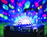 ION Audio Block Party Live 50 Watt Portable