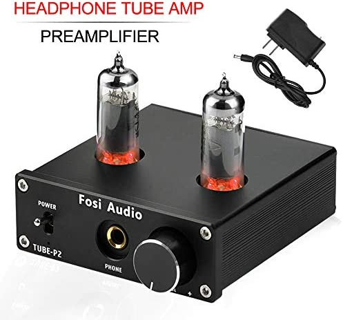 Preamplifier Audio Protection Headphones Fosi product image