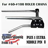 Roller chain Breaker Cutter for Chain Size 60, 80 and 100
