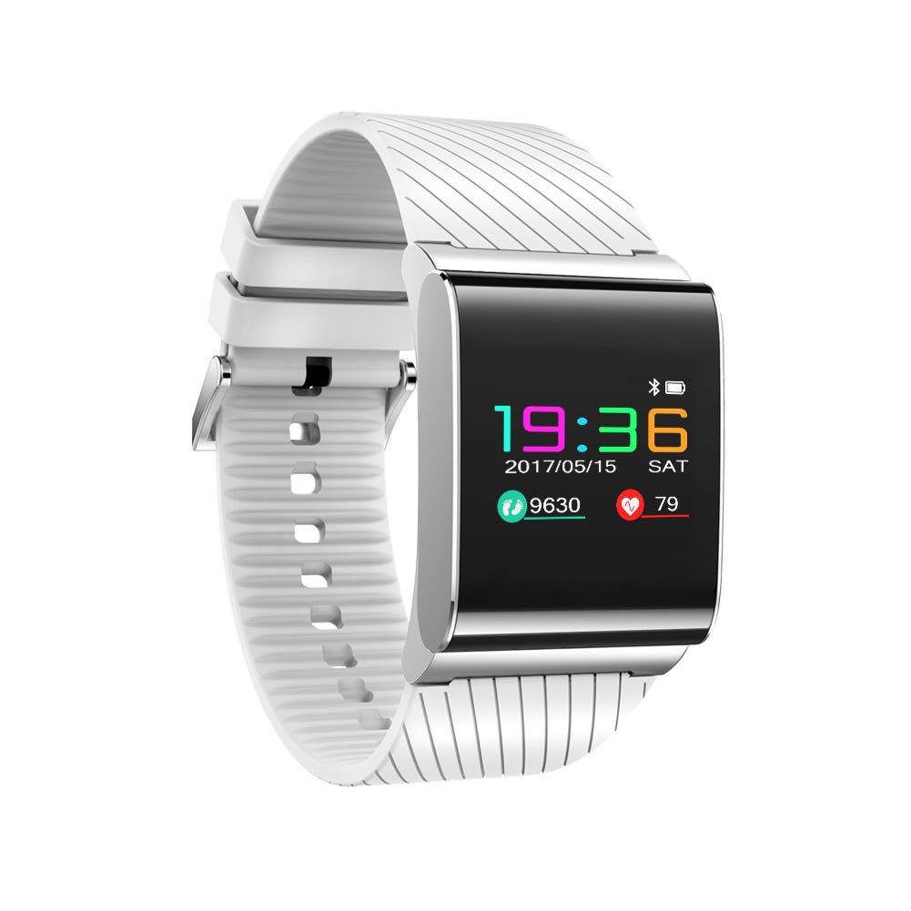 SPORS Deep Waterproof Heart Rate Monitoring Watch, Long Standby Multi-Function Smart Watch, Sports Bluetooth Step Counter Smart Watch-1 by SPORS