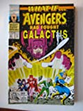 img - for WHAT IF ... ?, #41, (THE AVENGERS HAD FOUGHT GALACTUS), September 1992 (Volume 2) book / textbook / text book