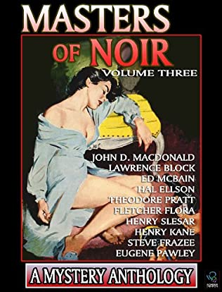 book cover of Masters of Noir