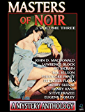 Masters of Noir: Volume Three