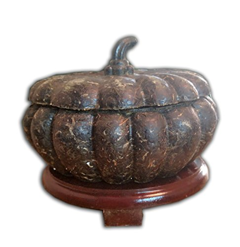 yyqs-carved-tea-crafts-and-collection-pumpkin-made-of-pu-erh-tea