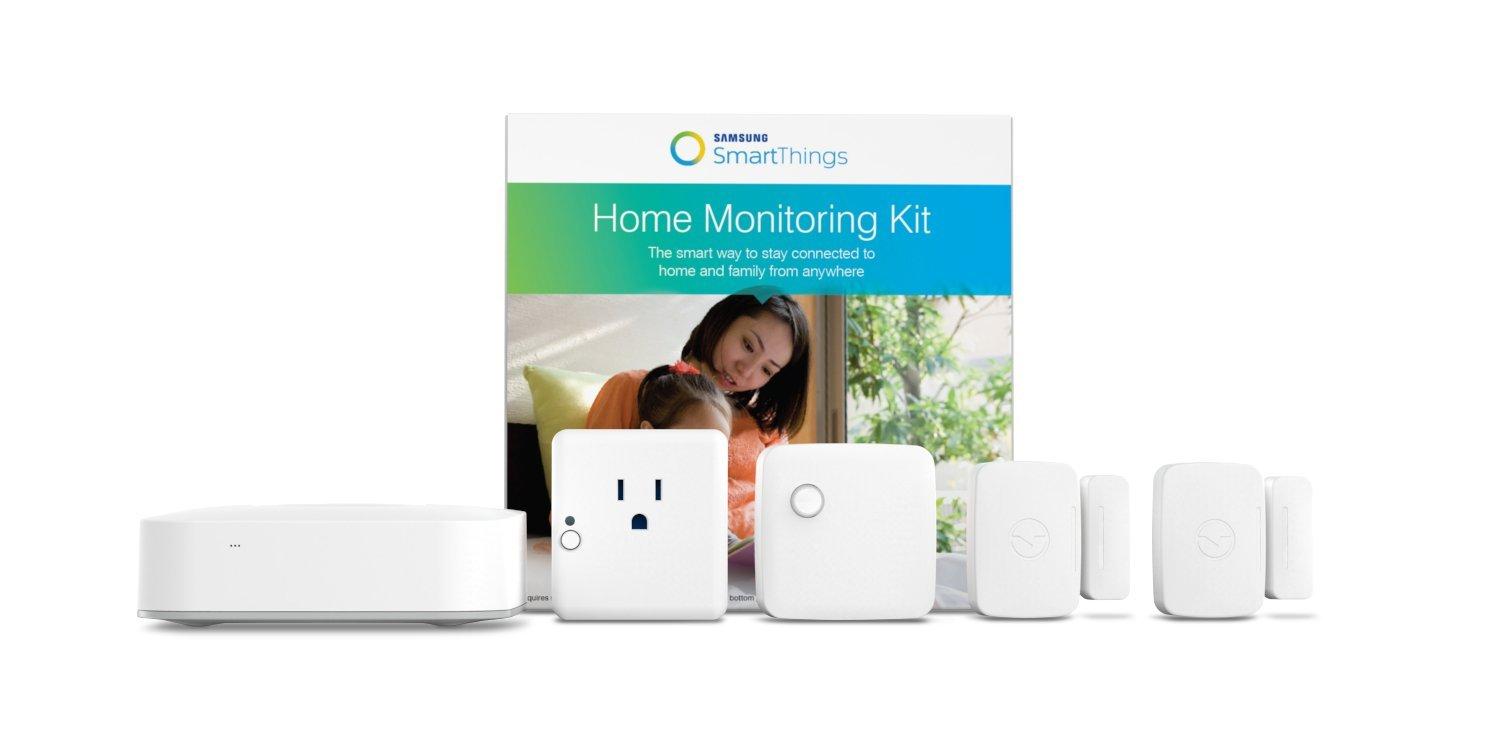 Samsung SmartThings Home Monitoring Kit [並行輸入品] B01MYZCPJS