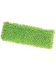 """Libman Commercial 196 Microfiber Dust Mop Refill, Microfiber, 6.5"""" x 18.5"""", Yellow (Pack of 6)"""