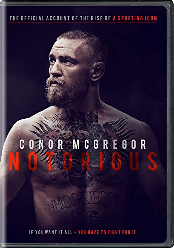 Conor McGregor: Notorious (DVD)