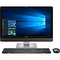 Dell Inspiron 24 5000 5488 AIO - 23.8 FHD Touch - Core i7-7700T - 12GB - 1TB HDD - Silver