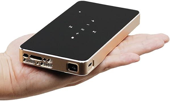 Amazon.com: icodis G1 Mobile Pico – Proyector, DLP Home ...