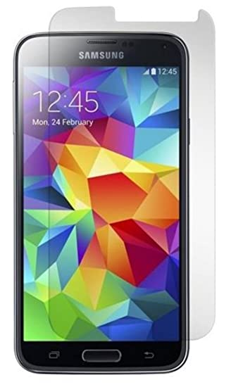 Gadget Guard Screen Protector for Samsung Galaxy S5   Retail Packaging   Black Mobile Accessories