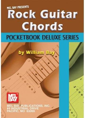 Pocketbook Deluxe Series: Rock Guitar Chords (Electric Guitar ...