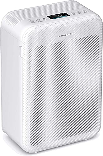 TaoTronics Air Purifier for Home, Large Room Air Cleaner with H13 True HEPA Filter for Allergies, Pets, Dust, Smokers…
