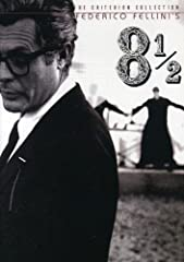 One of the greatest films about film ever made, Federico Fellini's 8 1/2 (Otto e Mezzo) turns one man's artistic crisis into a grand epic of the cinema. Guido Anselmi (Marcello Mastroianni) is a director whose film-and life-is collapsing arou...