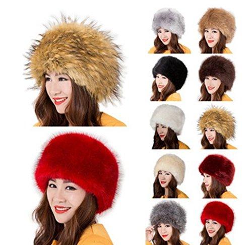 PATTONJIOE Ladies Russian Cossack Winter