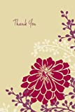 Silhouette Thank You Notes Includes 12 Cards and 12 Envelopes (90066)