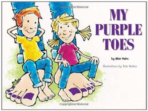 My Purple Toes