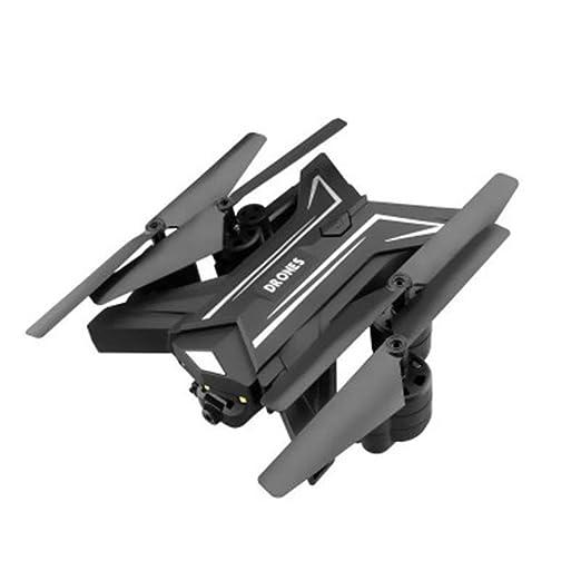 Cewaal S58 Plegable Quadcopter Drone sin cámara, Gear Headless ...